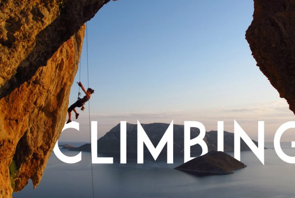 Visit Kalymnos, one of the most famous climbing destinations in the world