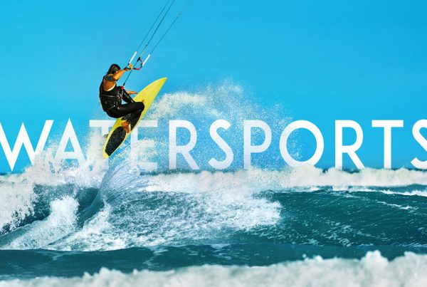 Learn new skills and get the thrill with watersports