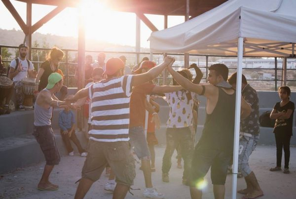 Symbiosis Arts Festival - Lesvos Welcomes the World